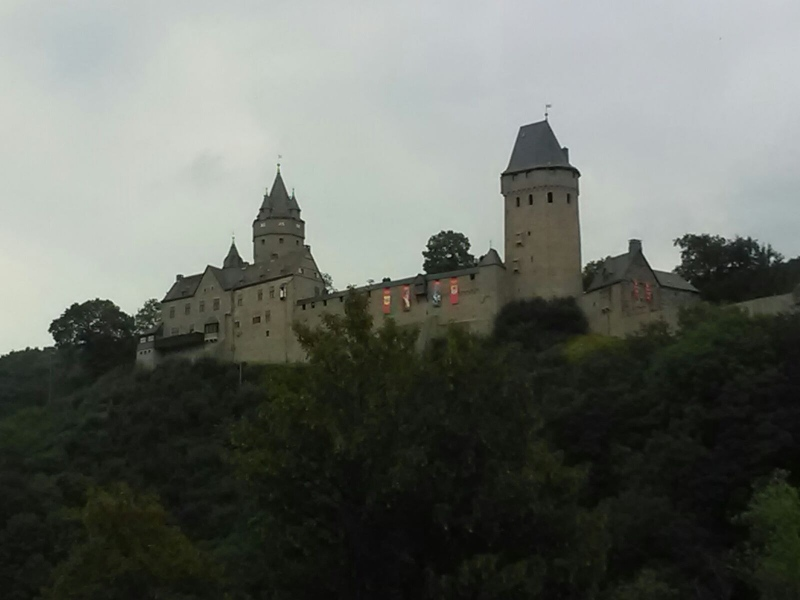 Bergfried Burg Altena
